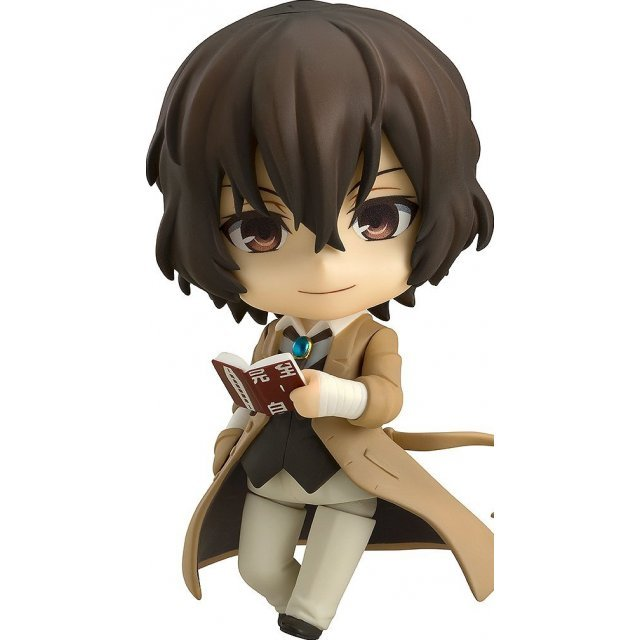 Nendoroid No. 657 Bungo Stray Dogs: Osamu Dazai (Re-run)