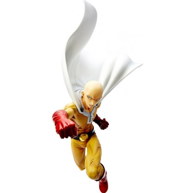 One-Punch Man 1/6 Scale Pre-Painted Figure: Saitama