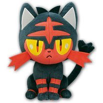Pokemon Plush: Litten