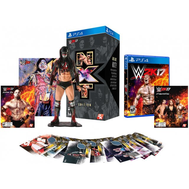 WWE 2K17 [NXT Edition] (English)