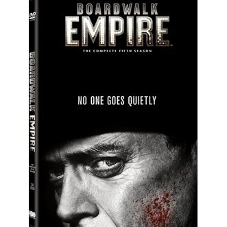 Boardwalk Empire: Season 5 [3DVD]