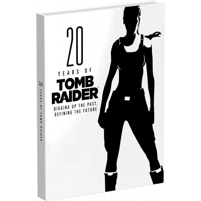 20 Years of Tomb Raider (Hardcover)
