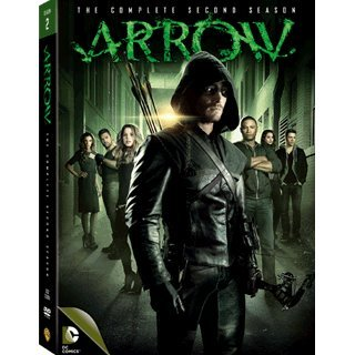 Arrow Season 2 [5DVD]
