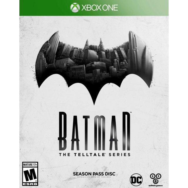 Batman: The Telltale Series (English & Chinese Subs)