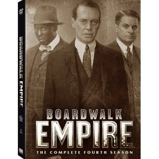 Boardwalk Empire: Season 4 [4DVD]