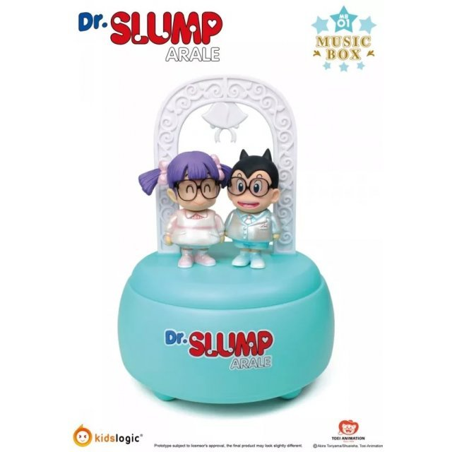 Dr. Slump Arale Music Box Wedding Ver.