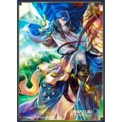 Fire Emblem Cipher Matte Card Sleeve No. FE33: Sigurd