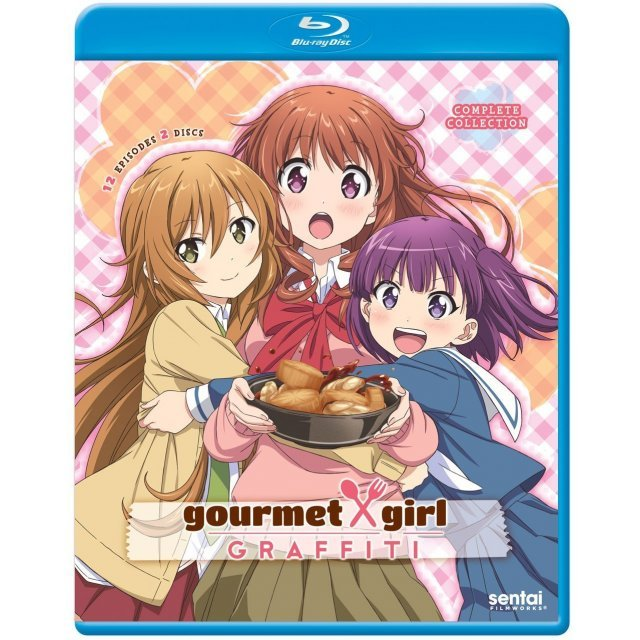Gourmet Girl Graffiti - Season One [Blu-ray+DVD]