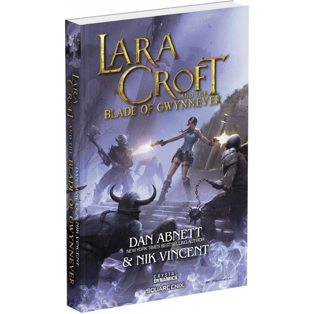Lara Croft and the Blade of Gwynnever (Paperback)