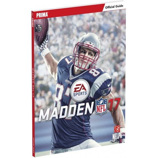 Madden NFL 17 Official Strategy Guide (Paperback)