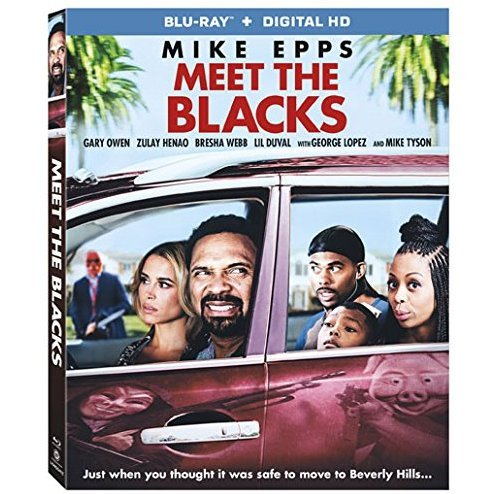 Meet the Blacks [Blu-ray+Digital HD]