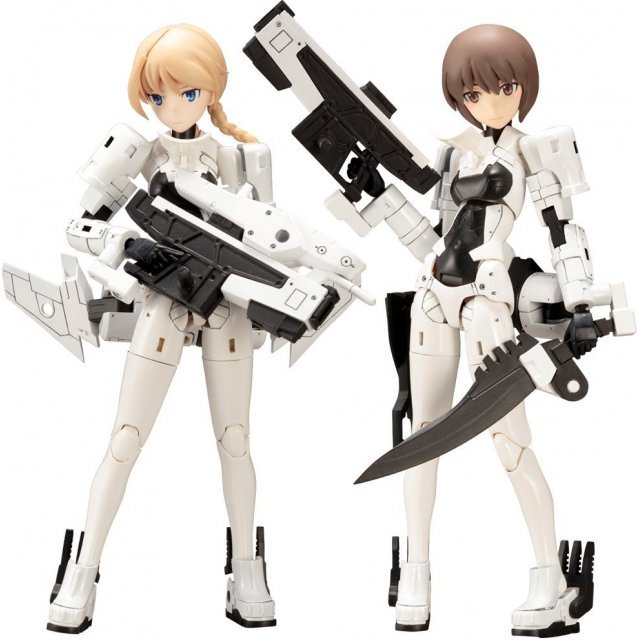 Megami Device 1/1 Scale Model Kit: WISM Soldier Assault / Scout