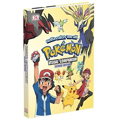 Pokemon Visual Companion Second Edition (Hardcover)