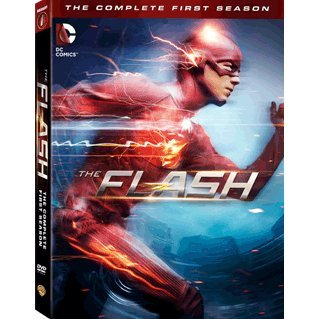 The Flash Season 1 [5DVD]