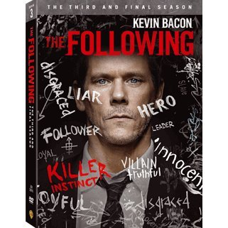 The Following Season 3 [4DVD]