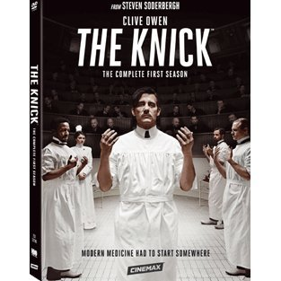 The Knick - Season 1 [4-Disc DVD]