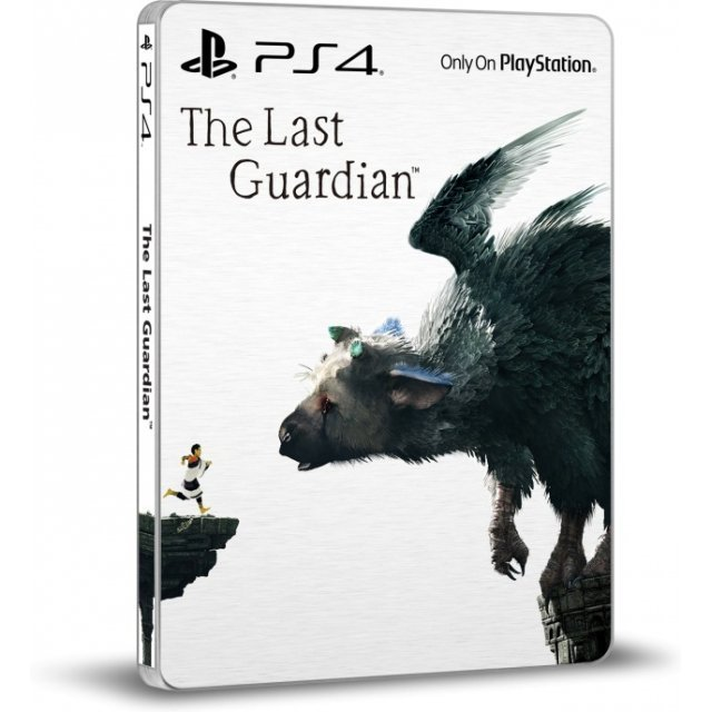 The Last Guardian [Steelbook Edition] (English & Chinese Subs)