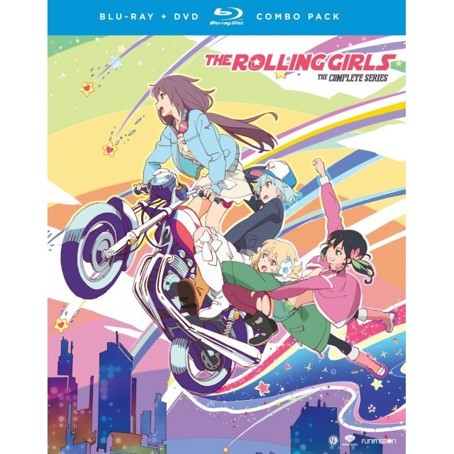 The Rolling Girls: The Complete Series [Blu-ray+DVD]