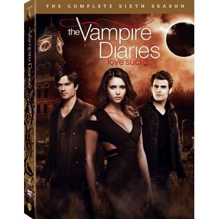 The Vampire Diaries: Season 6 [5-Disc Boxset]
