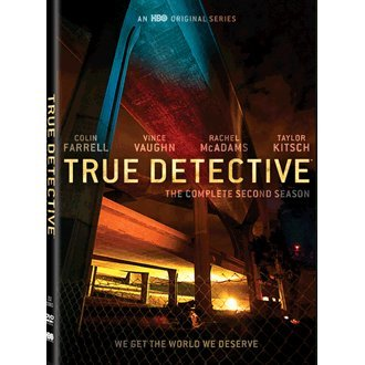 True Detective Season 2 [3DVD]