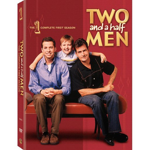 Two And A Half Men Season 1 [4DVD]