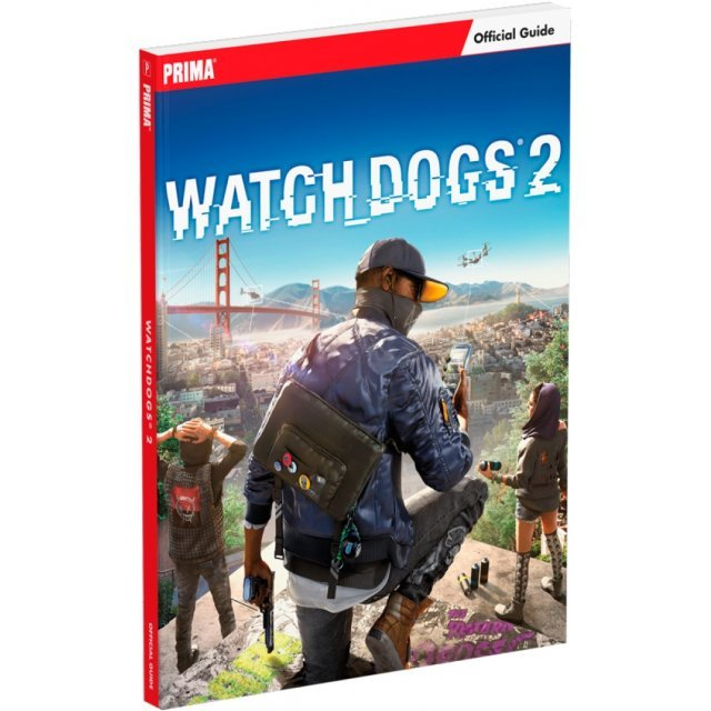 Watch Dogs 2 Strategy Guide (Paperback)