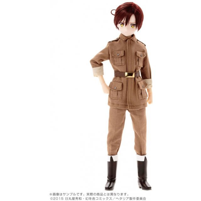 Asterisk Collection Series No. 006 Hetalia The World Twinkle 1/6 Scale Fashion Doll: Romano