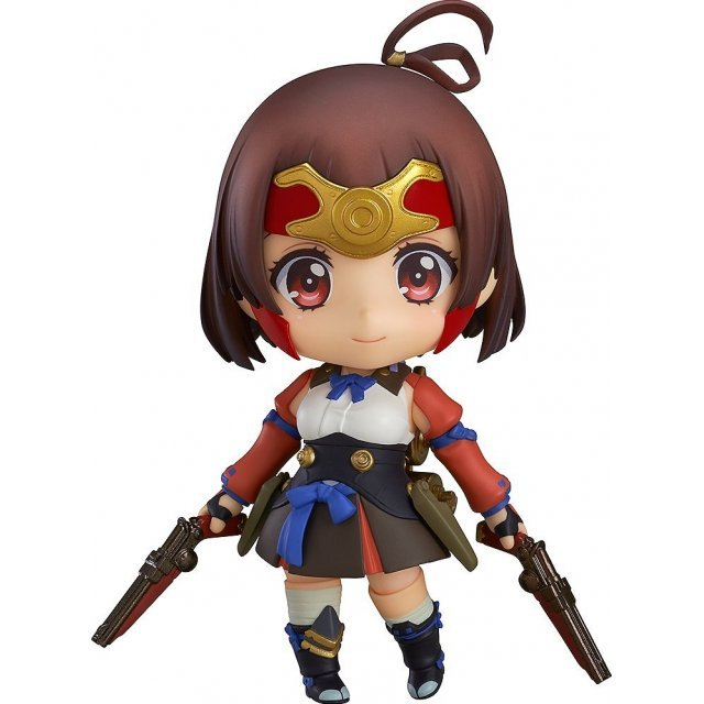 Nendoroid No. 660 Kabaneri of the Iron Fortress: Mumei