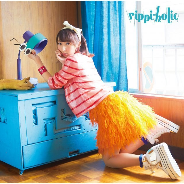 Rippi-Holic [CD+Blu-ray Limited Edition Type A]