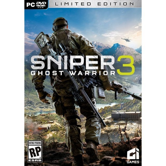 Sniper: Ghost Warrior 3 [Limited Edition] (DVD-ROM)