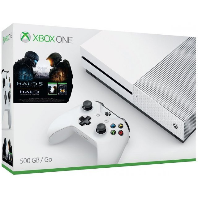 Xbox One S Halo Collection Bundle (500GB Console)