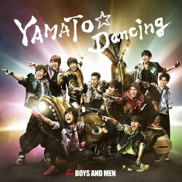 Yamato Dancing [CD+DVD Limited Edition]