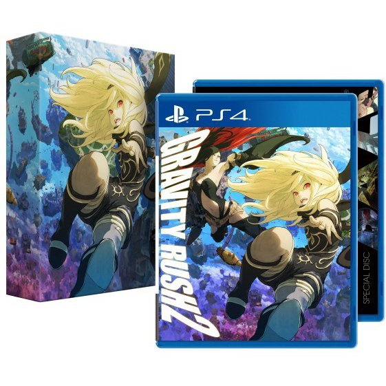 Gravity Rush 2 [Limited Edition] (English & Chinese Subs)