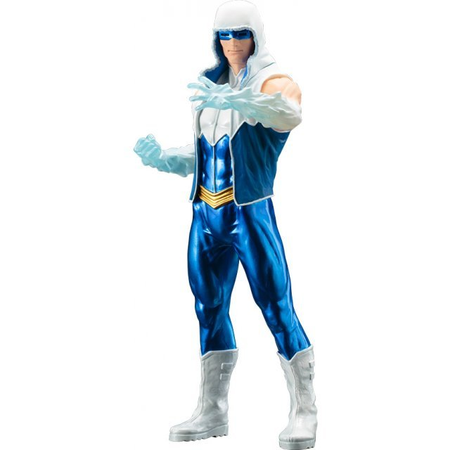 ARTFX+ DC Comics New 52 1/10 Scale Pre-Painted Figure: Captain Cold