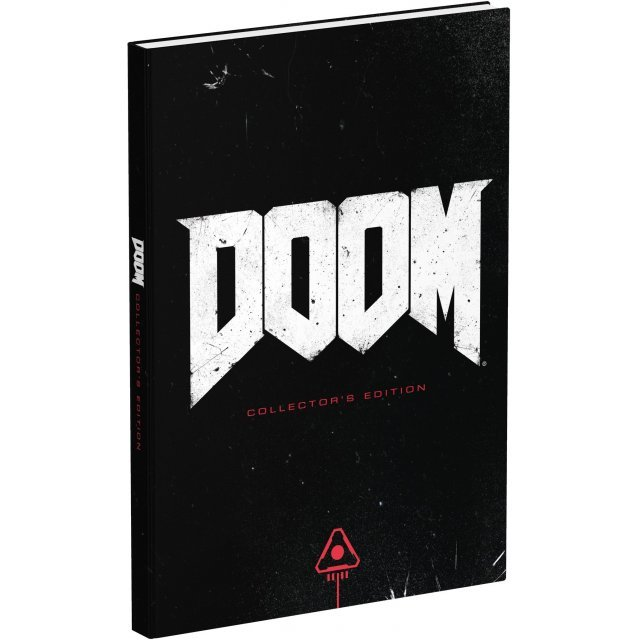DOOM Collector's Edition Official Strategy Guide (Hardcover)