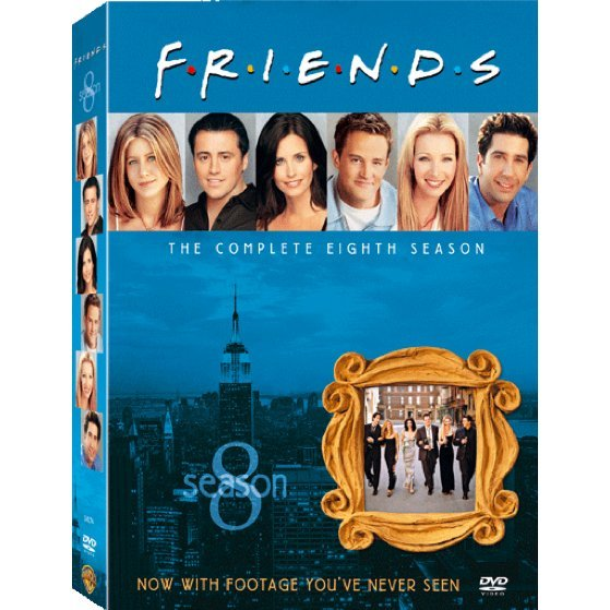 Friends Season 8 [4DVD]