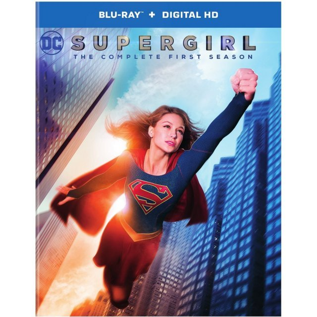 Supergirl: The Complete First Season [Blu-ray+Digital HD]
