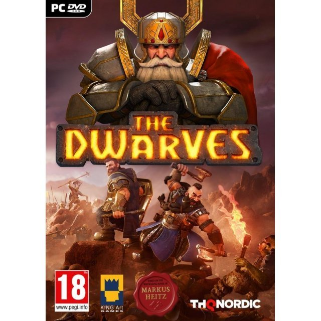 The Dwarves (DVD-ROM)