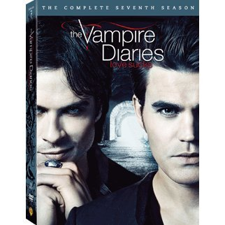 The Vampire Diaries: Season 7 [5-Disc Boxset]