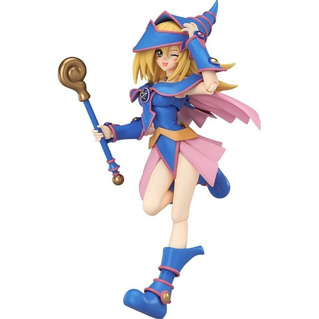 figma Yu-Gi-Oh! Duel Monsters: Dark Magician Girl