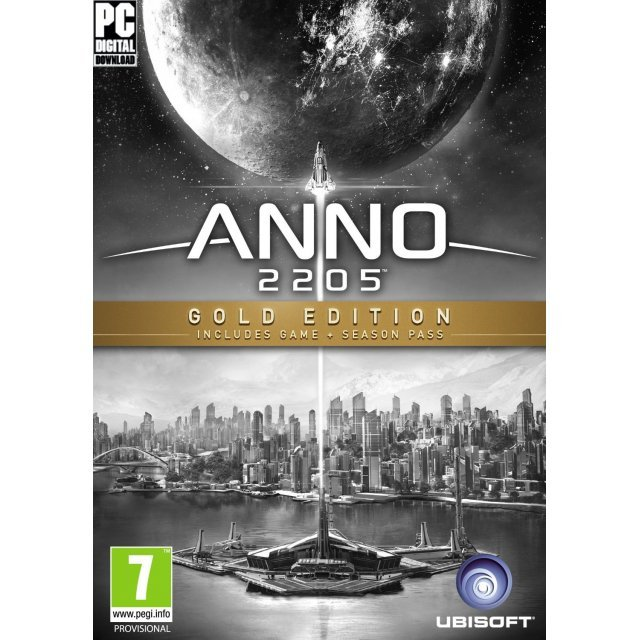 Anno 2205 [Gold Edition]