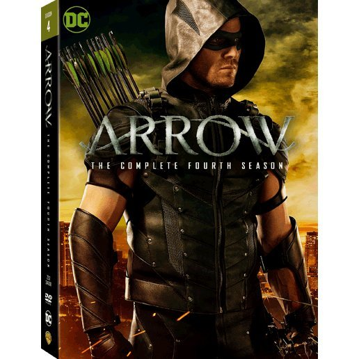 Arrow Season 4 [5DVD]