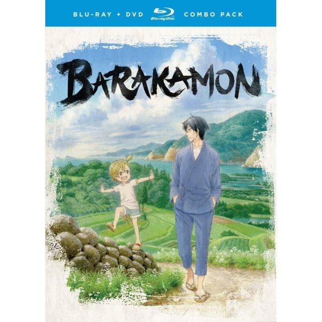 Barakamon: The Complete Series - Season One [Blu-ray+DVD]