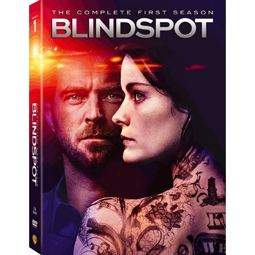 Blindspot Season 1 [5DVD]