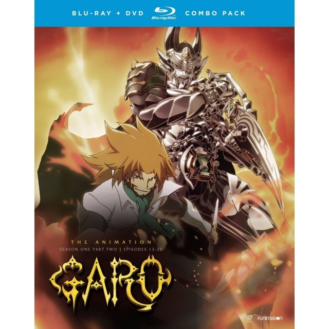 Garo the Animation: Season One Part Two [Blu-ray+DVD]