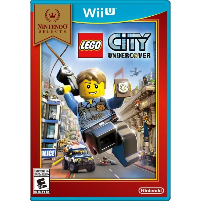 LEGO City Undercover (Nintendo Selects)