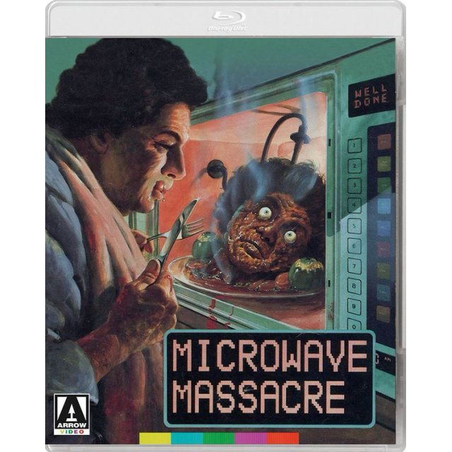 Microwave Massacre [Blu-ray+DVD]
