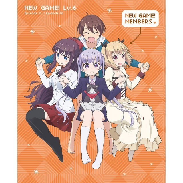 New Game Lv.6