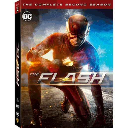 The Flash Season 2 [6DVD]