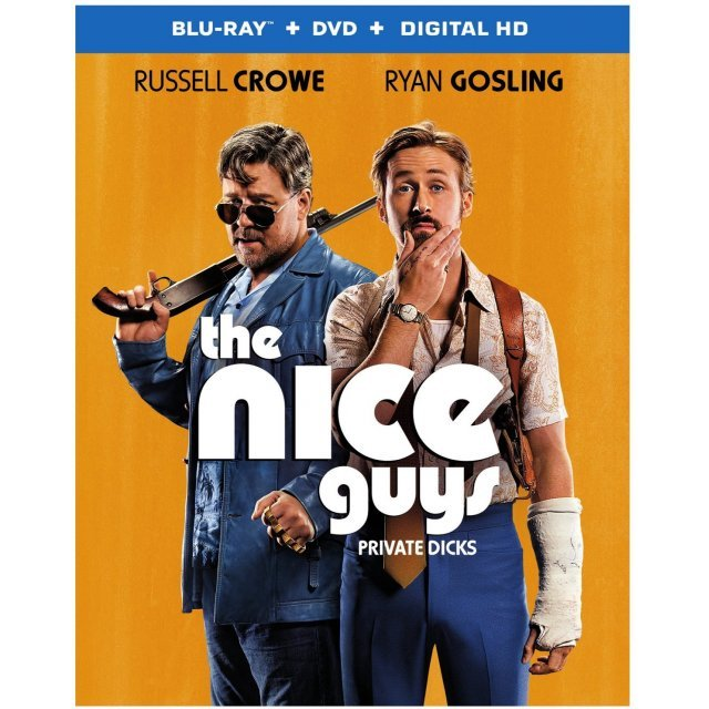 The Nice Guys [Blu-ray+DVD+Digital HD]